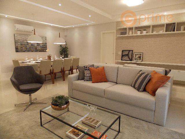 apto quartier vila rosáliao aptos de 162 m², 3 vagas e depósito. torre única, lazer completo...