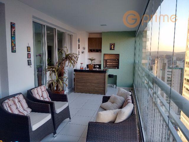 apartamento via jardins do bosque guarulhoscondomínio com lazer completo e excelente localização, próximo do bosque maia.apto...
