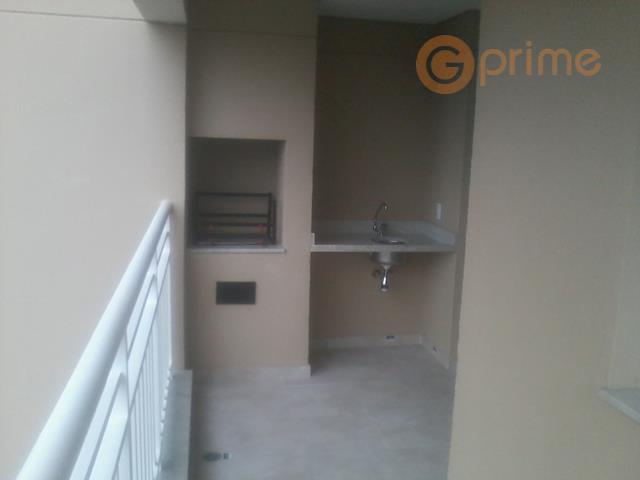 Apto Helbor Enjoy, 82,29 m² - 3 Dormts - 2 Vagas - Aceita  Permuta - Andar Alto