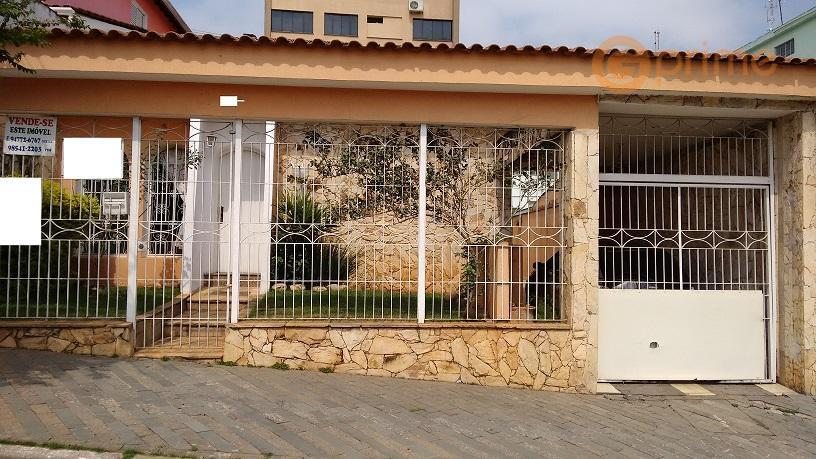 Casa residencial à venda, Jardim Santa Mena, Guarulhos.