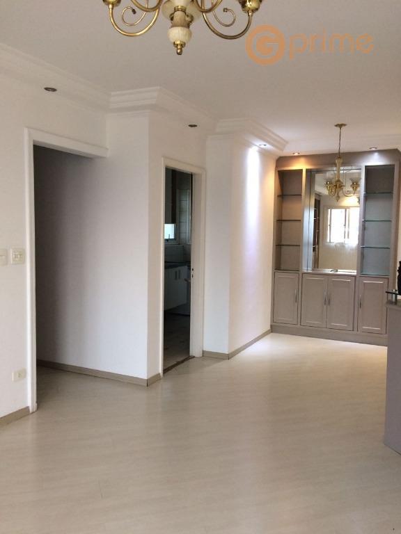 Apto Buena Vista 95 m² - 3 dormts - 2 vagas e depósito