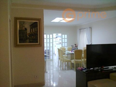 casa condomínio vila rosáliasão 240 m² com 4 dormts sendo 2 suítes, sala 2 ambientes, lavabo...