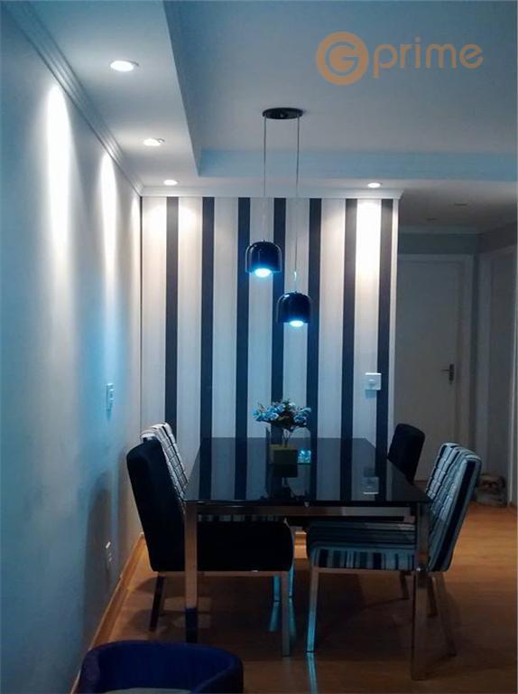 lindo apartamento de 2 dormitórios sendo 1 suíte todo planejado, pronto para morar, ótima planta com...