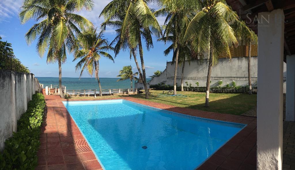 Casa de Praia à venda, Cotovelo (Distrito Litoral), Parnamirim.