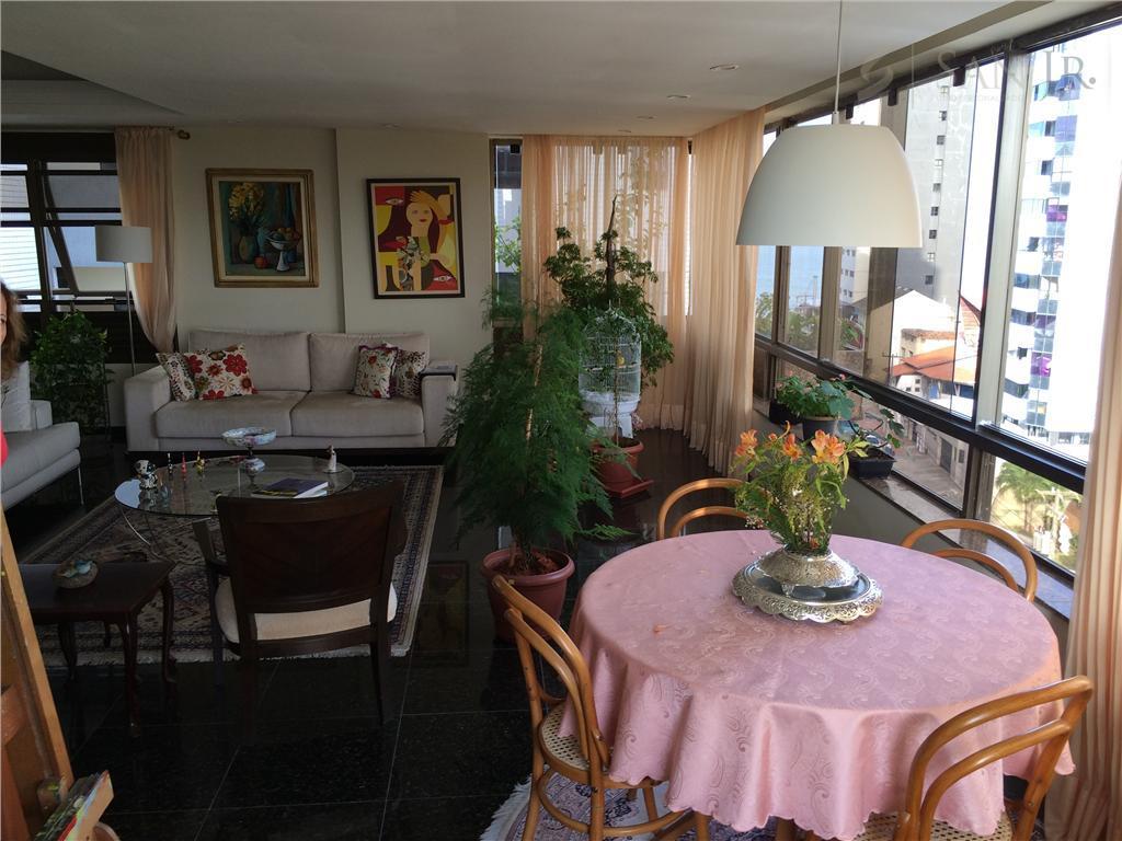 Apartamento residencial à venda, Petrópolis, Natal - AP0001.