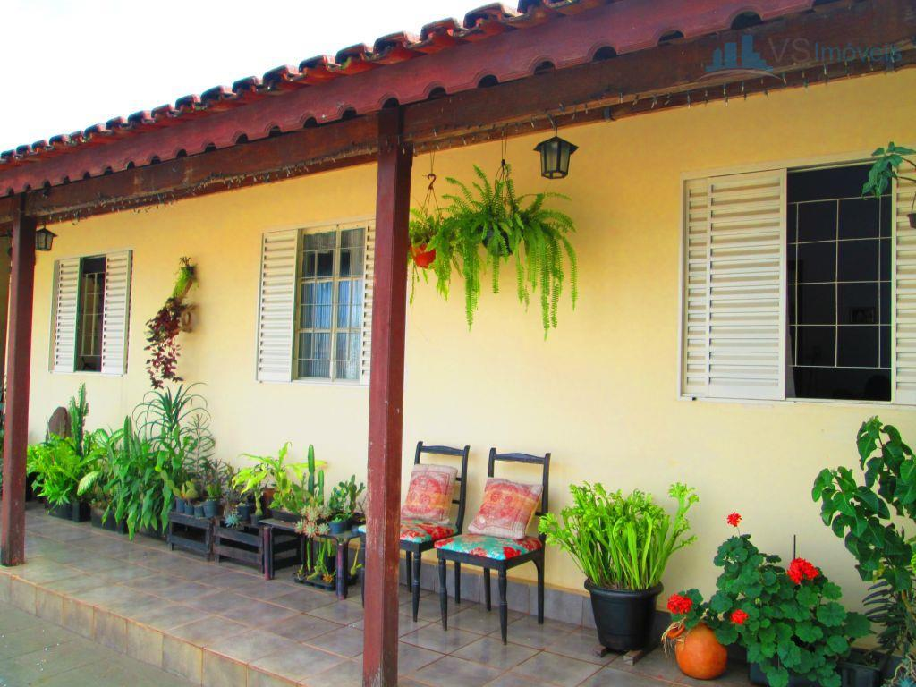 Casa  residencial à venda, Vila Garcia, Patos de Minas.