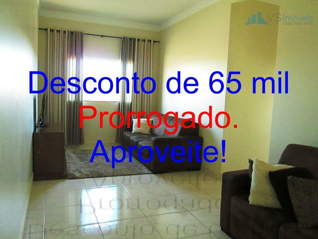 Apartamento  residencial à venda, Alto Limoeiro, Patos de Minas.