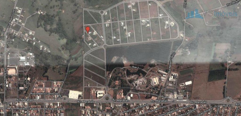 Terreno  residencial à venda, Alto dos Caiçaras, Patos de Minas.
