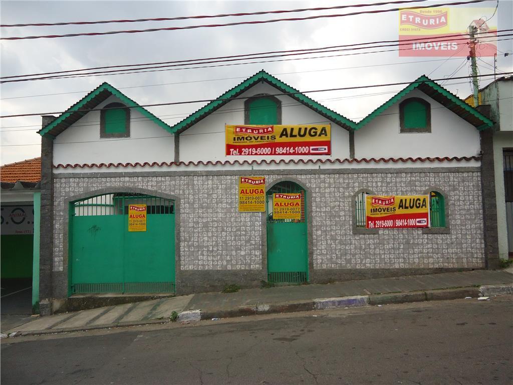 Casa comercial para locação, Cidade São Mateus, São Paulo - CA0223.