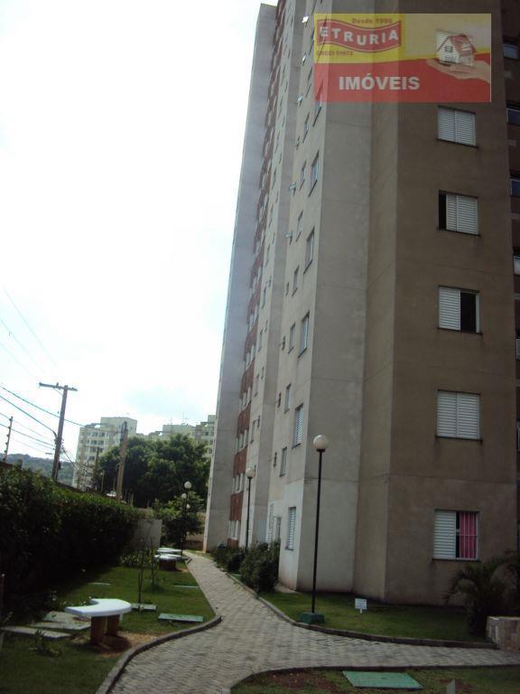 Apartamento  residencial para locação, São Mateus, São Paulo.
