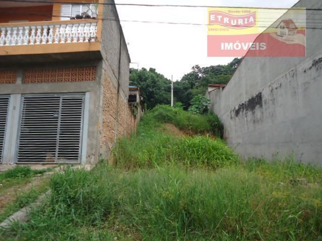 Terreno  residencial à venda, Cidade Satélite Santa Bárbara, São Paulo.
