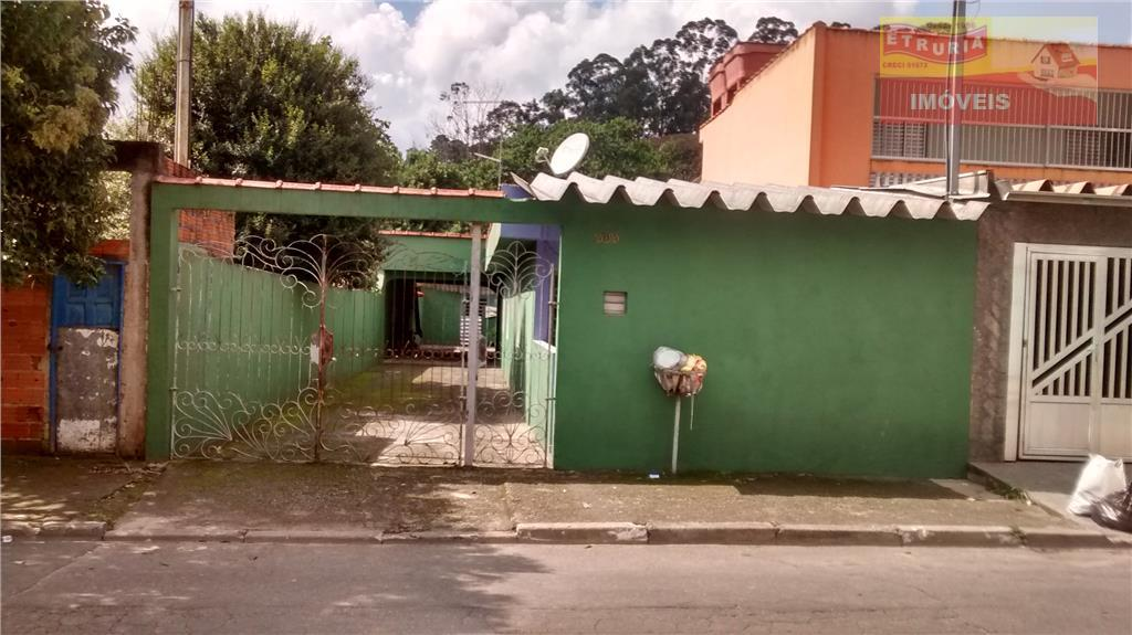 Casa residencial à venda, Jardim Santo André, São Paulo.