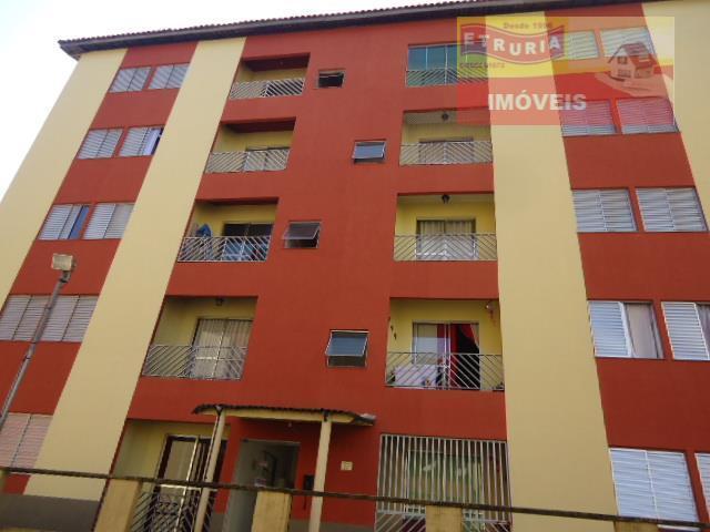 Apartamento residencial para locação, Parque São Rafael, São Paulo.