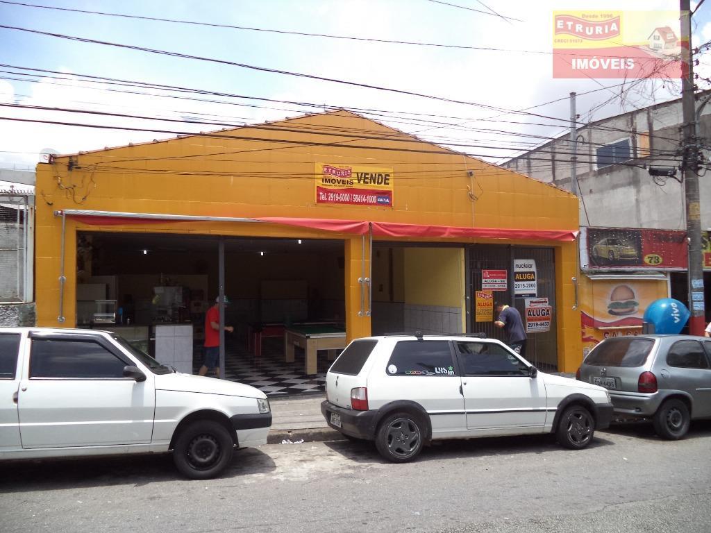 Terreno  comercial à venda, Cidade São Mateus, São Paulo.