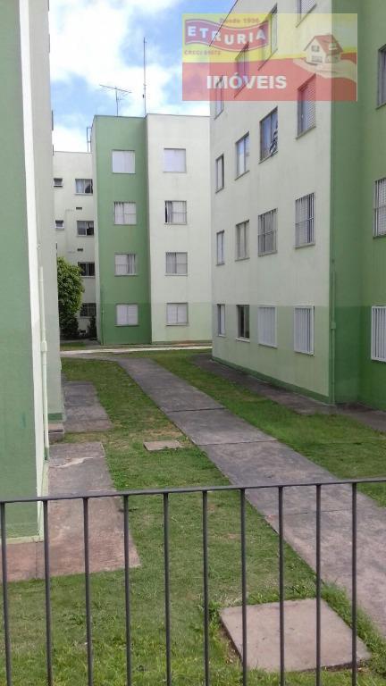 Apartamento residencial à venda, Parque São Rafael, São Paulo.