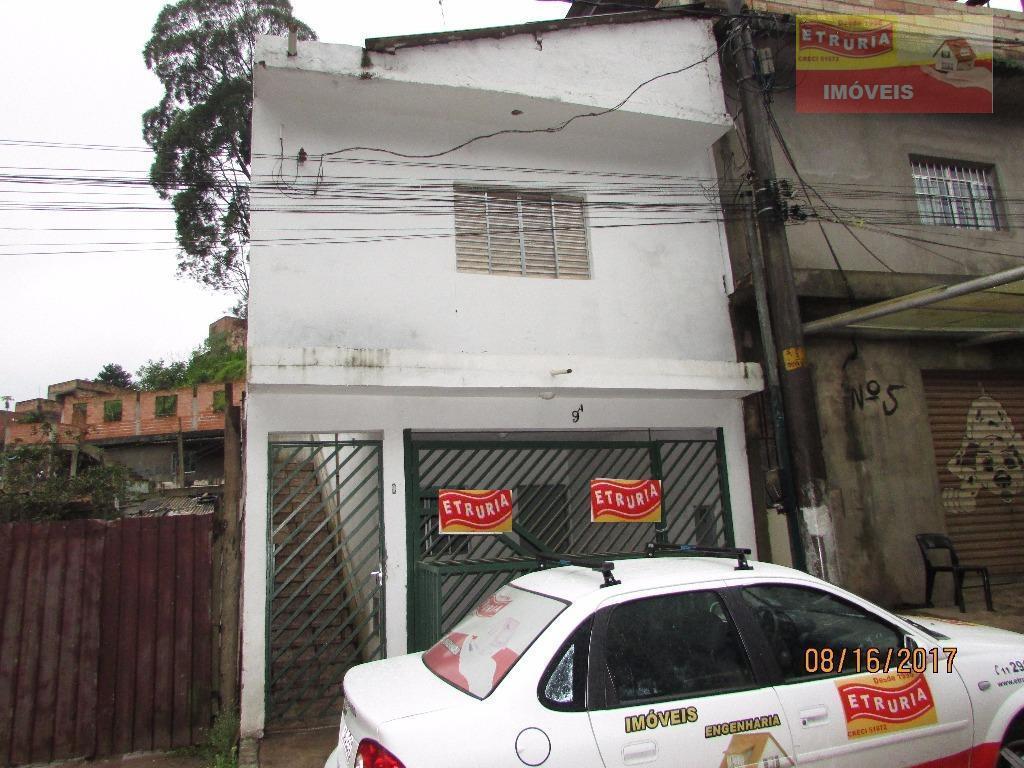 Casa residencial para venda e locação, Terceira Divisão, São Paulo.