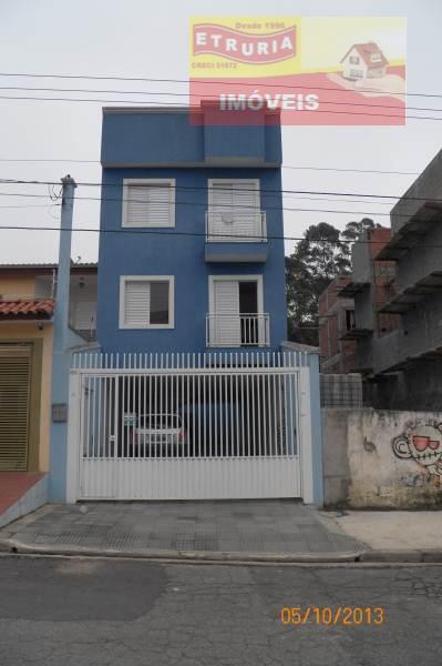 Apartamento  residencial à venda, Jardim Milena, Santo André.