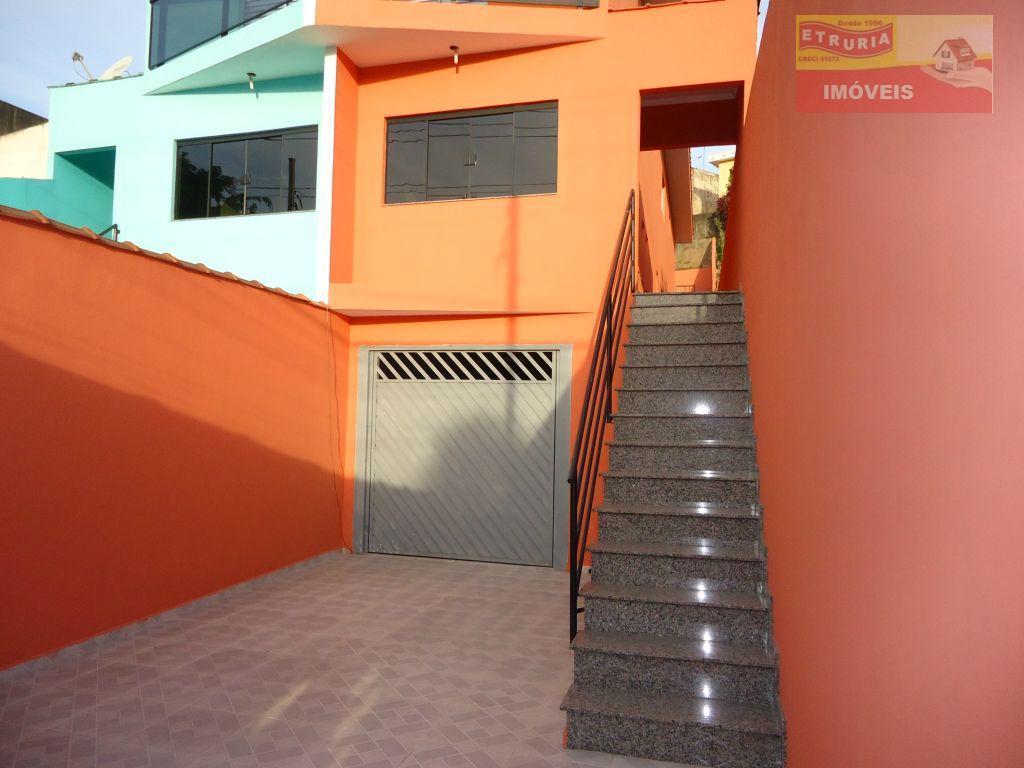 Sobrado residencial à venda, Jardim Vila Carrão, São Mateus, São Paulo.
