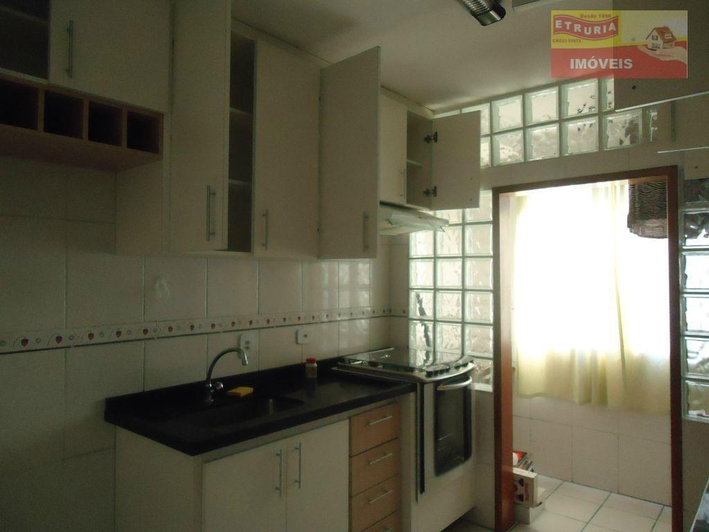 Apartamento residencial para locação, Cidade Satélite Santa Bárbara, São Paulo.
