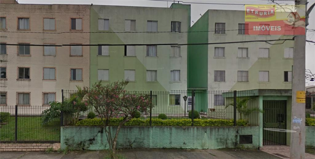 Apartamento residencial à venda, Cidade Satélite Santa Bárbara, São Paulo.