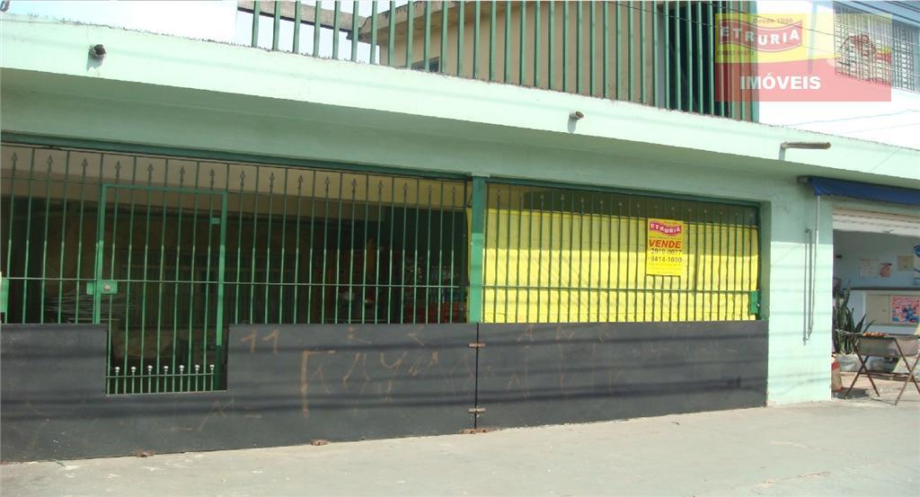 Casa comercial à venda, Vila Califórnia, São Paulo.