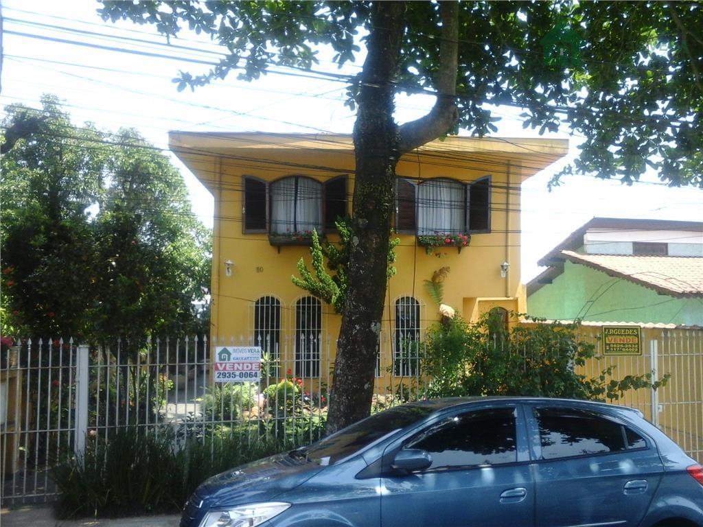 Casa residencial à venda, Jardim Iae, São Paulo - CA0042.