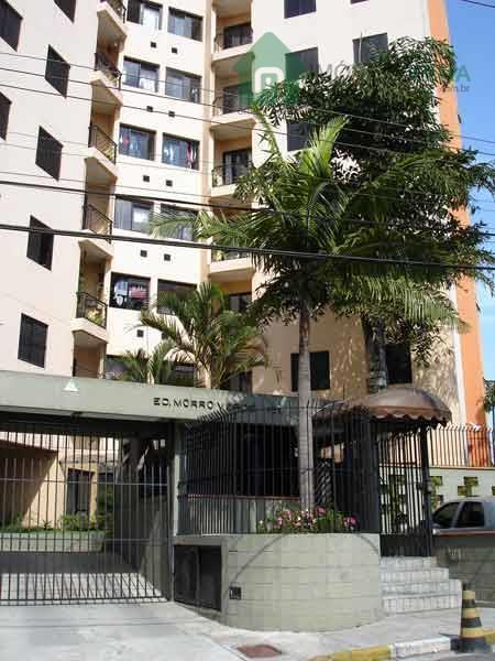 Apartamento  residencial para locação, Jardim Morro Verde, São Paulo.