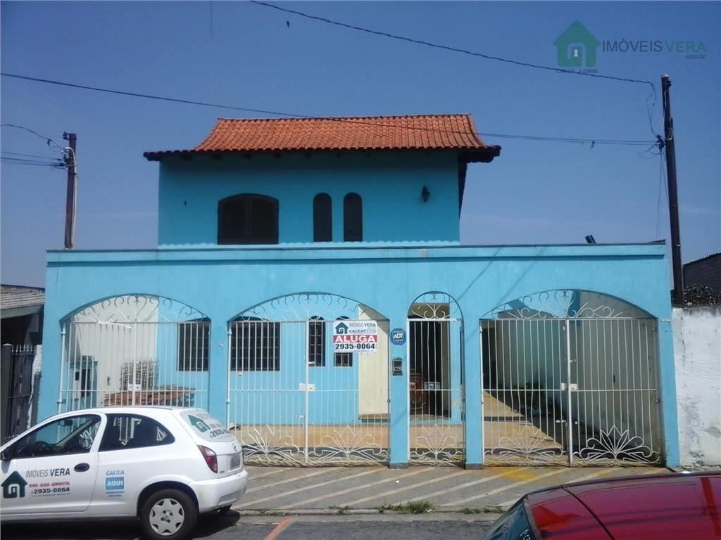 Sobrado  residencial para locação, Jardim Martinica, São Paulo.