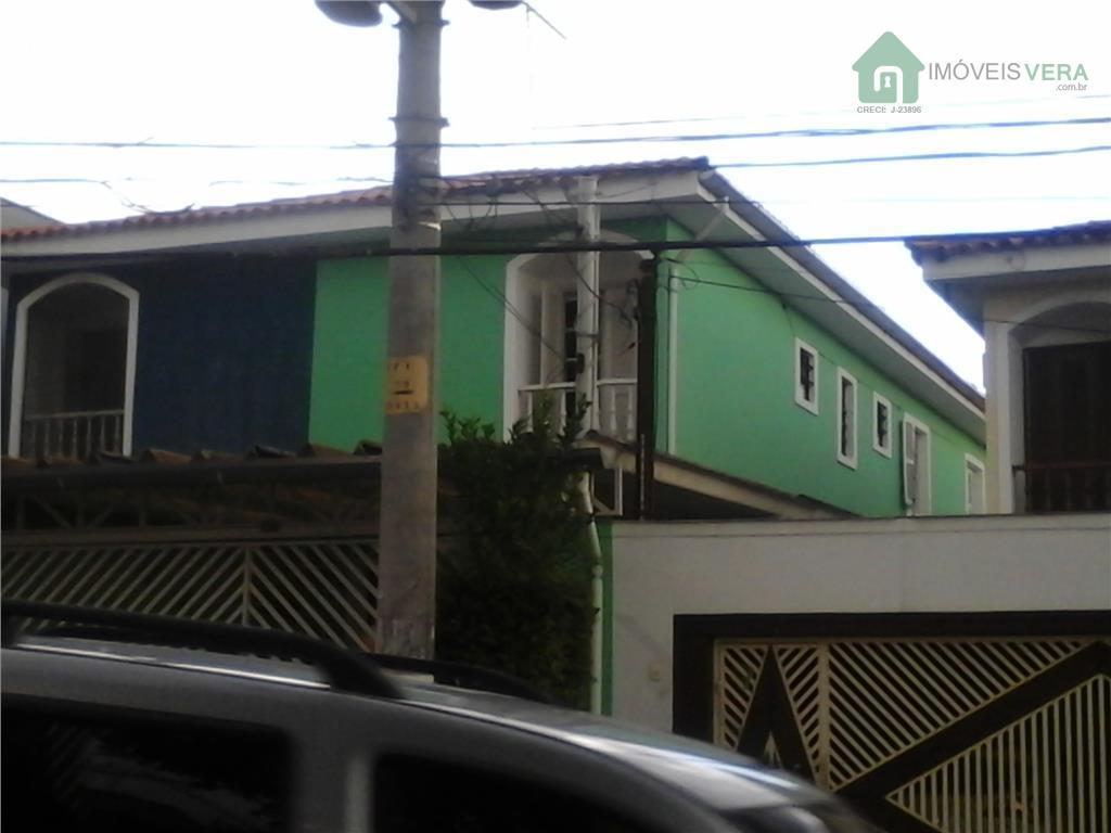Sobrado  residencial à venda, Jardim Taboão, São Paulo.