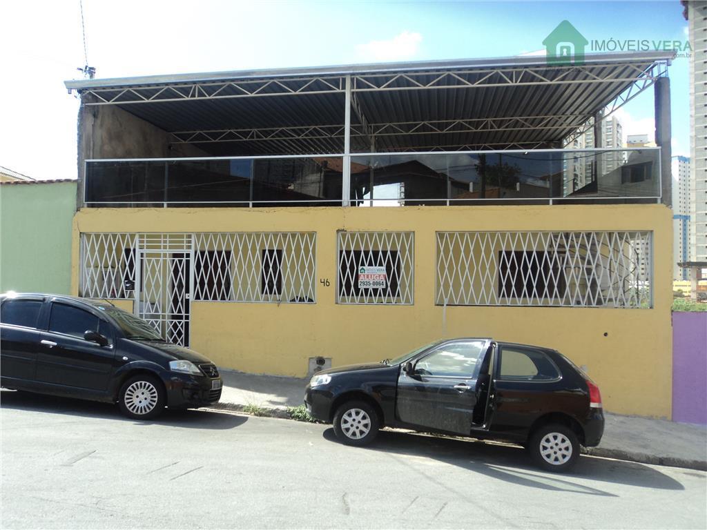 Casa  comercial para locação, Jardim Maria Rosa, Taboão da Serra.