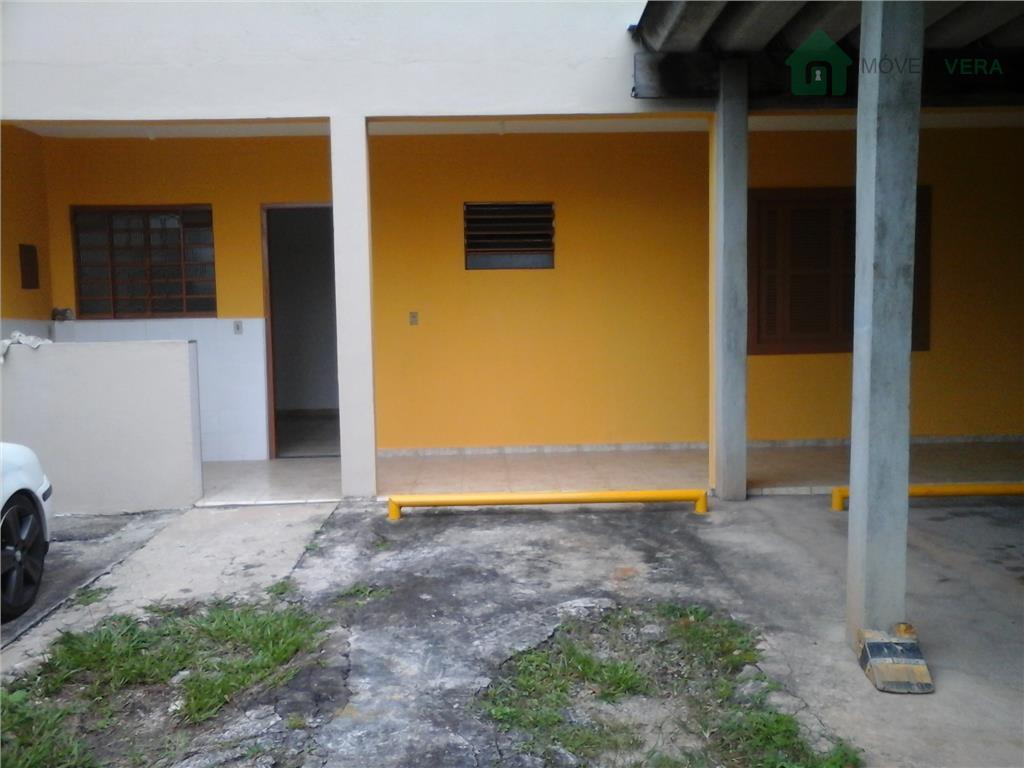 Casa  residencial para locação 750,00 com vaga + R$ 100,00, Parque Rebouças, São Paulo.