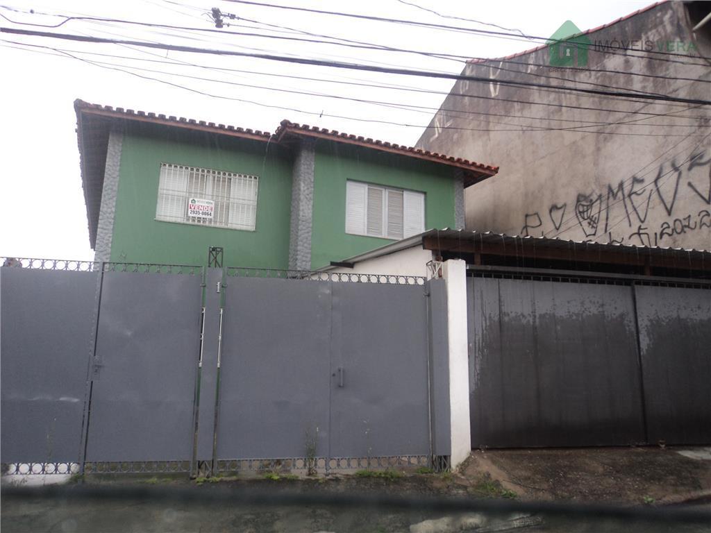 Sobrado residencial para venda e locação, Jardim Jamaica, São Paulo - SO0040.