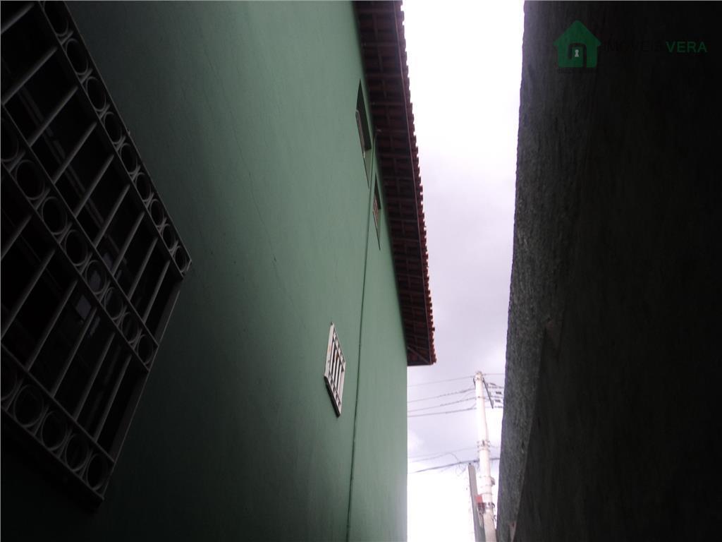 Sobrado residencial à venda, Jardim Jamaica, São Paulo.