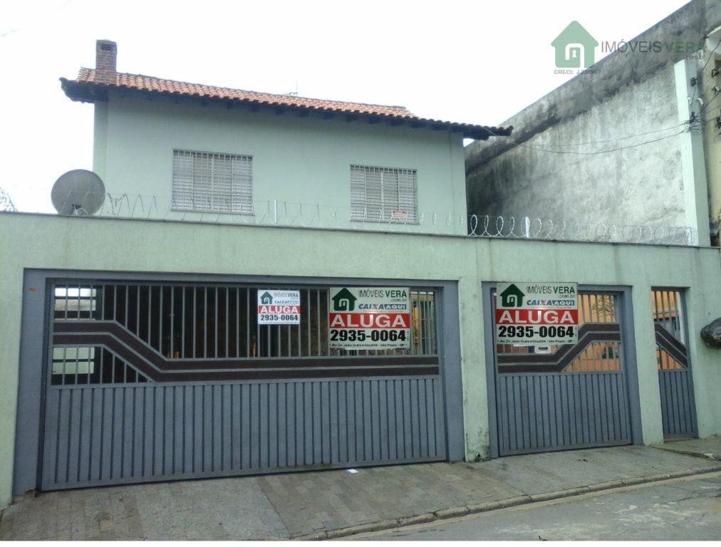 Sobrado  residencial para locação, Jardim Ana Maria, São Paulo.