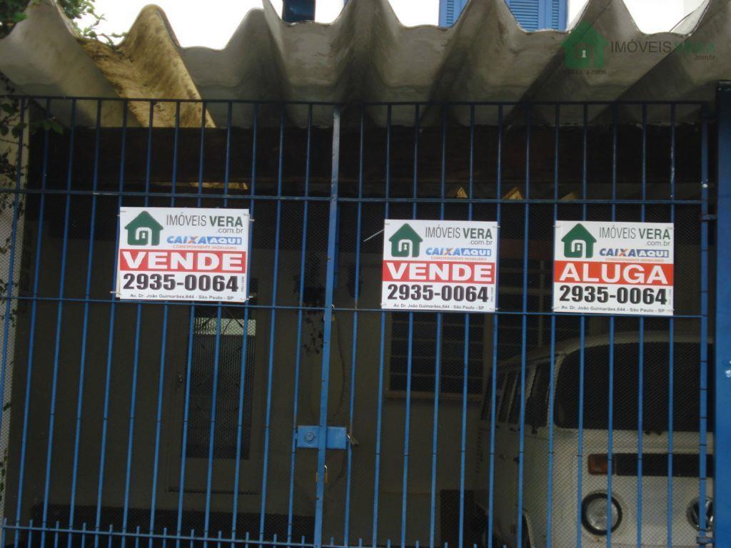 Sobrado residencial para venda e locação, Jardim Alvorada (Zona Oeste), São Paulo.