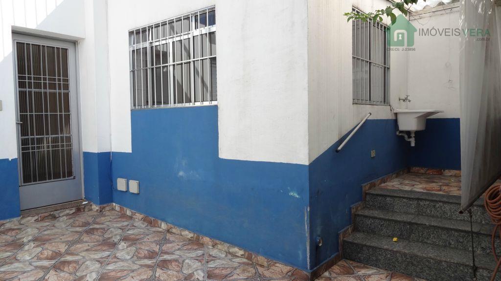 Casa residencial para locação, Parque Assunção, Taboão da Serra.