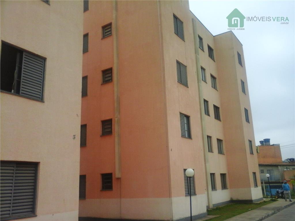 Apartamento  residencial à venda, Jardim Novo Record, Taboão da Serra.