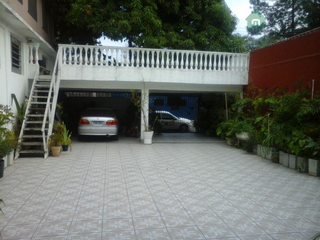 Sobrado residencial à venda, Arraial Paulista, Taboão da Serra.