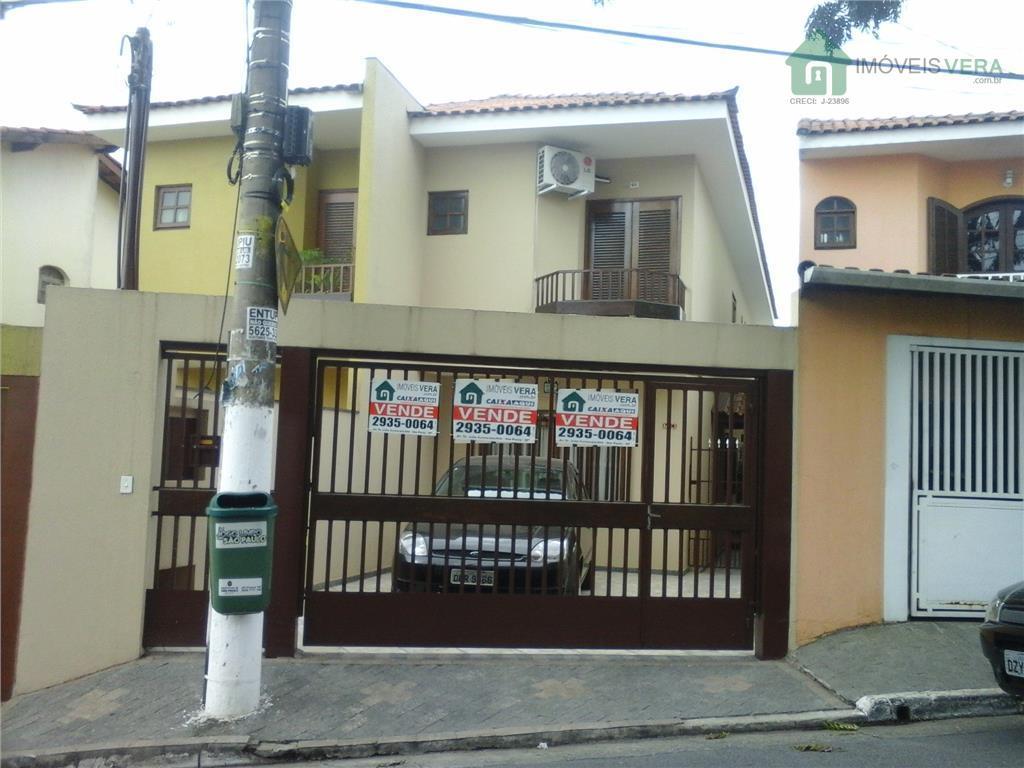 Casa residencial à venda, Cidade Ademar, São Paulo.