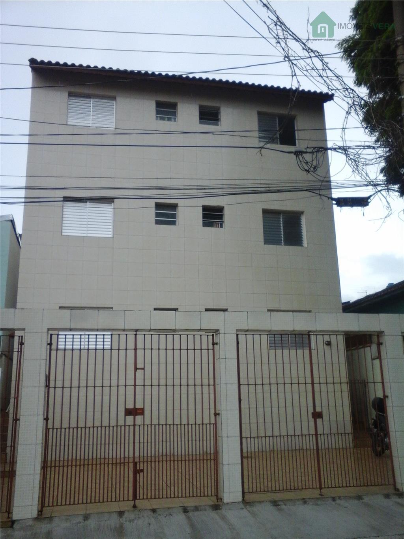 Apartamento  residencial para locação, Jardim Samara, São Paulo.