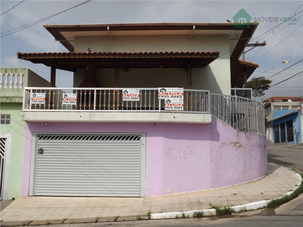 Sobrado  residencial para venda e locação, Jardim Samara, São Paulo.