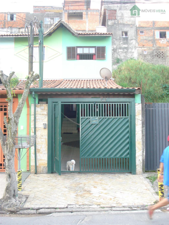 Sobrado  residencial à venda, Cidade Intercap, Taboão da Serra.