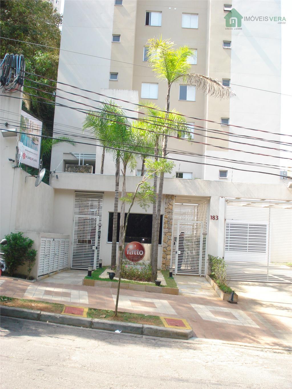 Apartamento  residencial para locação, Jardim Lar São Paulo, São Paulo.