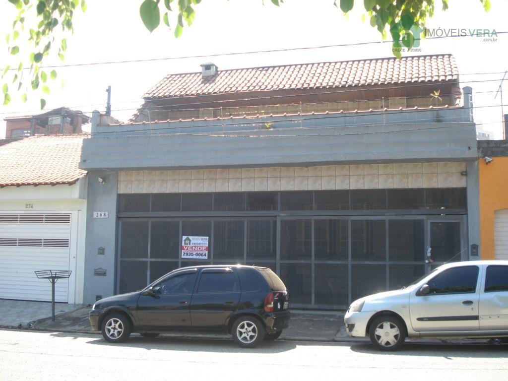 Sobrado  residencial à venda, Super Quadra Morumbi, São Paulo.
