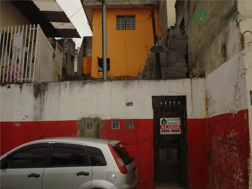 Casa  residencial para locação, Jardim Ana Maria, São Paulo.
