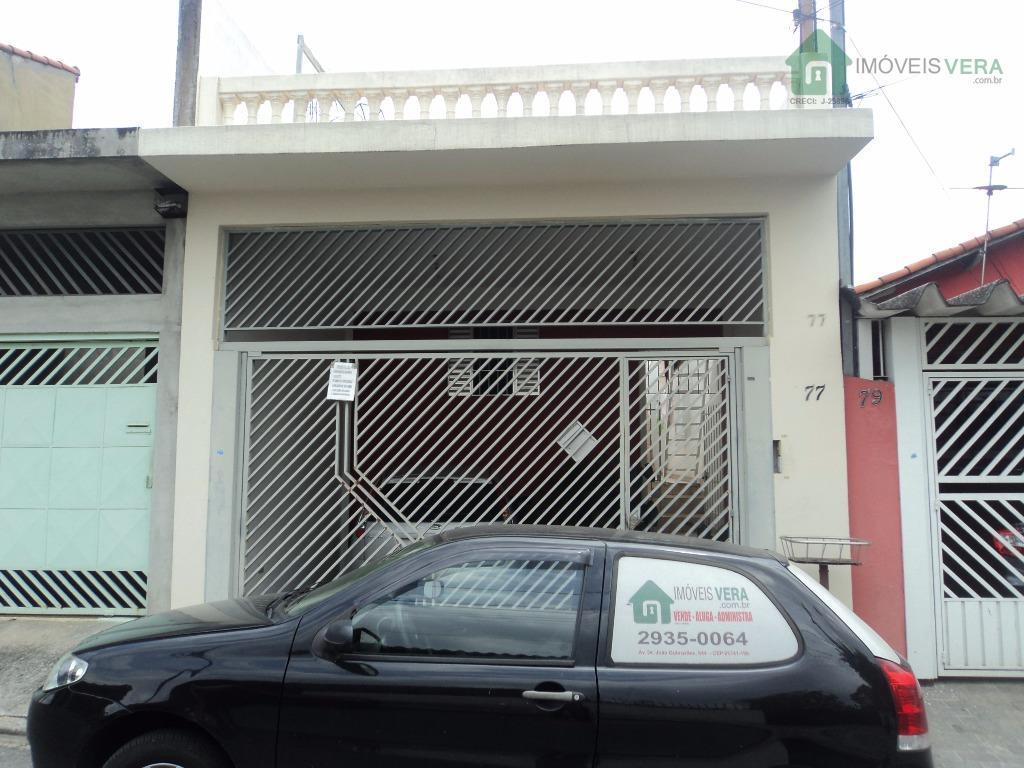 Casa residencial à venda, Jardim Catanduva, São Paulo - CA0101.