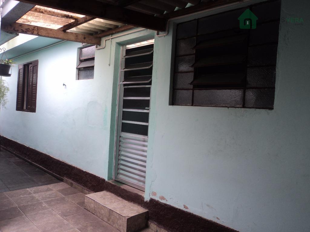 Casa  residencial para locação, Jardim São Mateus, Taboão da Serra.