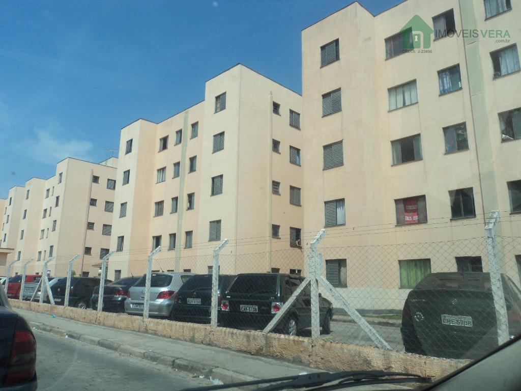 Apartamento residencial para locação, Jardim Novo Record, Taboão da Serra.