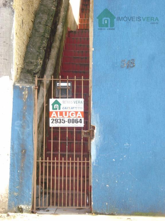 Casa residencial para locação, Vila Santa Luzia, Taboão da Serra.
