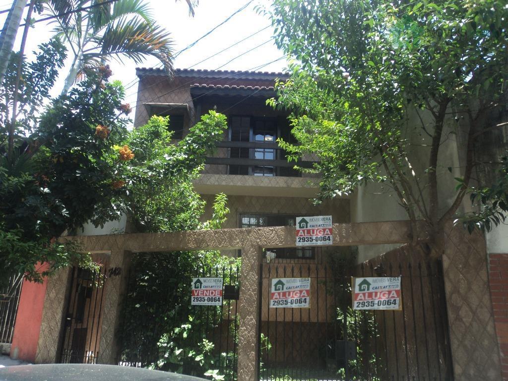 Sobrado comercial para venda e locação, Jardim Umarizal, São Paulo.
